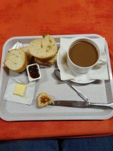 4. Tag Frühstück