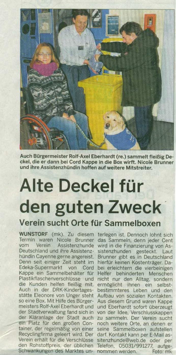 Stadtanzeiger 2014-01-23
