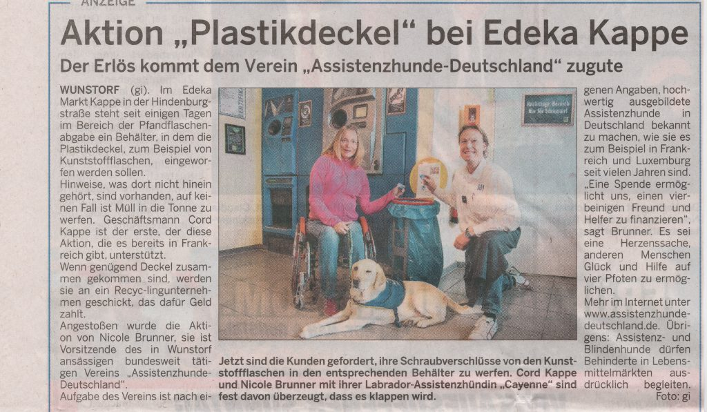 Stadtanzeiger Kappe 11-05-2013